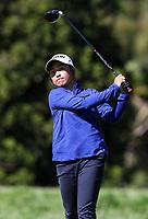 Carmin Lim. New Zealand Amateur Championship, Wairakei Golf Course and Sanctuary, Taupo, New Zealand, Friday 2 November 2018. Photo: Simon Watts/www.bwmedia.co.nz