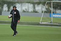 SÃO PAULO,SP, 25.03.2016 - FUTEBOL-CORINTHIANS - O técnico Tite durante treino no CT Dr. Joaquim Grava na zona leste de São Paulo na tarde desta sexta-feira (25).  (Foto : Marcio Ribeiro / Brazil Photo Press/Folhapress)