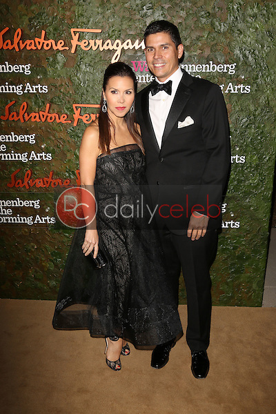 Monique Lhuillier<br /> at the Wallis Annenberg Center For The Performing Arts Inaugural Gala, Wallis Annenberg Center For The Performing Arts, Beverly Hills, CA 10-17-13<br /> David Edwards/DailyCeleb.Com 818-249-4998