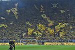 09.03.2019, Signal Iduna Park, Dortmund, GER, DFL, 1. BL, Borussia Dortmund vs VfB Stuttgart, DFL regulations prohibit any use of photographs as image sequences and/or quasi-video<br /> <br /> im Bild Fankurve / Fans / Fanblock / von Dortmund<br /> <br /> Foto &copy; nph/Mauelshagen