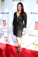 "17 June 2017 - Culver City, California - Erika Olde. ""The Female Brain"" Premiere during the 2017 Los Angeles Film Festival. Photo Credit: F. Sadou/AdMedia"