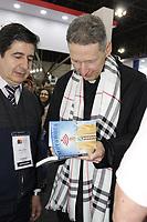 SAO PAULO, SP, 04.08.2018 - BIENAL-LIVRO-SP - Padre Marcelo Rossi durante a 25ª Bienal Internacional do Livro de São Paulo no Anhembi na região norte de São Paulo, neste sábado 04.  (Foto: Felipe Ramos / Brazil Photo Press)