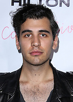 WEST HOLLYWOD, CA, USA - JULY 10: Nick Simmons at Paris Hilton's 'Come Alive' Single Release Party held at 1OAK on July 10, 2014 in West Hollywood, California, United States. (Photo by Xavier Collin/Celebrity Monitor)