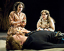 Gone With The Wind ,Book ,Lyrics and Music by Margaret Martin,Directed by Trevor Nunn.With  Jill Paice as Scarlett O'Hara,Madeleine Worroll as Melanie Opens at The New London Theatre on 22/4/08 CREDIT Geraint Lewis