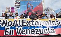2019 03 17 Venezuelan demonstration madrid