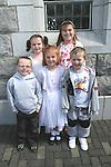 Duleek Communion 2009