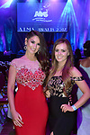 Jessica Scanlon and Seanagh Rice, Leixlip Musical Society pictured at the Association of Irish Musical Societies annual awards in the INEC, KIllarney at the weekend.<br /> Photo: Don MacMonagle -macmonagle.com<br /> <br /> <br /> <br /> repro free photo from AIMS<br /> Further Information:<br /> Kate Furlong AIMS PRO kate.furlong84@gmail.com