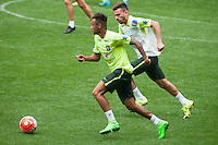 Brazil Training, September 4, 2015