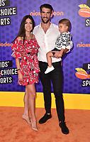 7/19/18 - Santa Monica: Nickelodeon Kids' Choice Sports 2018 - Arrivals
