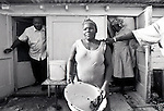 Haitians Living In Limbo