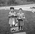 Mid-20th Century Children 1945-1970