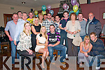 Engagement Party: Laura O'Keeffe, Tralee & Aidan Boyle, Ballyduff, celebrating their engagement at Lowe's Bar in Ballyduff on Saturday night last.