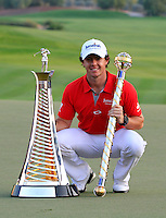 DP World Tour Championship 2012