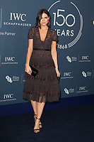 Lilah Parsons at the IWC Schaffhausen Gala Dinner in honour of the BFI at the Electric Light Station, Shoreditch, London on October 9th 2018<br /> CAP/ROS<br /> ©ROS/Capital Pictures