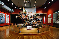 Exhibit at the  Frazier International History Museum, Louisville, Kentucky, (Editorial Use Only)