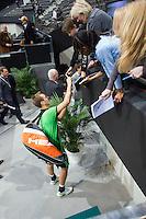 2011-02-08, Tennis, Rotterdam, ABNAMROWTT,  Thiemo De Bakker.