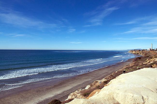 Coastline South of Carlsbad, CA