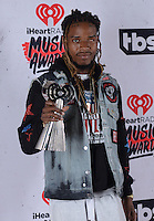 Fetty Wap @ the 2016 iHeart Radio Music awards held @ the Forum.<br /> April 3, 2016