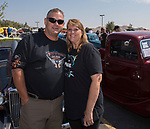 Randy and Debbie during the Hot August Nights Pre-Kickoff Party at the Bonanza Casino in Reno, Nevada on Sunday, August 6, 2017.