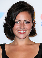 LOS ANGELES, CA, USA - OCTOBER 11: Italia Ricci arrives at the Children's Hospital Los Angeles' Gala Noche De Ninos 2014 held at the L.A. Live Event Deck on October 11, 2014 in Los Angeles, California, United States. (Photo by Xavier Collin/Celebrity Monitor)