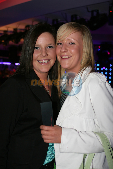 at the re-opening of Earth Nightclub at the Westcourt Hotel...Photo NEWSFILE/Jenny Matthews.(Photo credit should read Jenny Matthews/NEWSFILE)....This Picture has been sent you under the condtions enclosed by:.Newsfile Ltd..The Studio,.Millmount Abbey,.Drogheda,.Co Meath..Ireland..Tel: +353(0)41-9871240.Fax: +353(0)41-9871260.GSM: +353(0)86-2500958.email: pictures@newsfile.ie.www.newsfile.ie.FTP: 193.120.102.198.