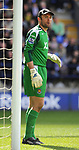 Robert Green of West Ham United during the Premier League match at the Reebok Stadium, Bolton. Picture date 12th April 2008. Picture credit should read: Simon Bellis/Sportimage