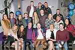 Keith Hannafin, Tralee Celebrates his 21st Birthday with family and Friends at the Greyhound Bar on Saturday