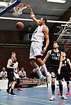 2018-02-18 / Basketbal / Seizoen 2017-2018 / Soba - Ieper / Anthonis (Soba) met een dunk<br /> <br /> ,Foto: Mpics.be
