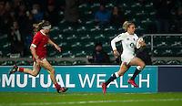 161126 England Women v Canada Women