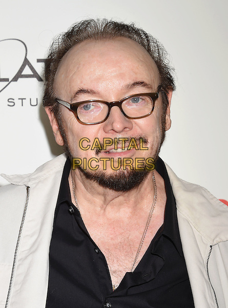 HOLLYWOOD, CA - SEPTEMBER 26: Actor Bud Cort attends the premiere of Relativity Media's 'Masterminds' held at TCL Chinese Theatre on September 26, 2016 in Hollywood, California.<br /> CAP/ROT/TM<br /> &copy;TM/ROT/Capital Pictures