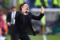 Eusebio Di Francesco coach of Sampdoria <br /> Genova 28-09-2019 Stadio Luigi Ferraris Football Serie A 2018/2019 Sampdoria - FC Internazionale  <br /> Photo Image Sport / Insidefoto
