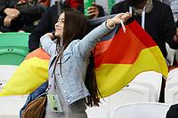 russischer Fan der Deutschen Mannschaft - 22.06.2017: Deutschland vs. Chile, Kazan Arena