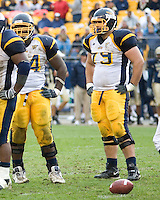 30 September 2006: Toledo offensive lineman John Greco (79)..The Pitt Panthers defeated the Toledo Rockets 45-3 on September 30, 2006 at Heinz Field, Pittsburgh, Pennsylvania.