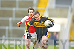 Mike McCarthy Currow Donal O'Sullivan Rathmore in the O'Donoghue cup semi final in Fitzgerald Stadium on Sunday