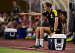 Borussia Dortmund manager Thomas Tuchel during the match against Manchester City FC at the 2016 International Champions Cup China match at the Shenzhen Stadium on 28 July 2016 in Shenzhen, China. Photo by Victor Fraile / Power Sport Images