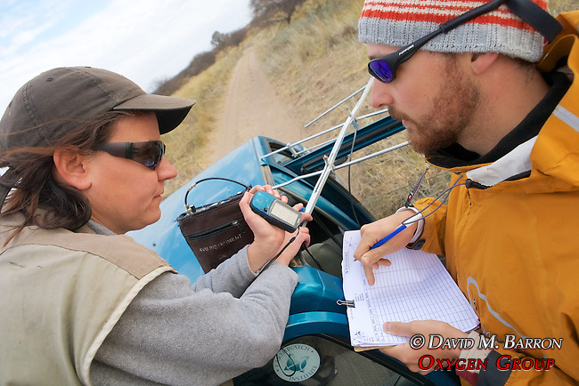 Claudia & Greg Working With GPS Coordinates
