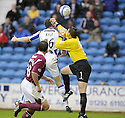 24/10/2009  Copyright  Pic : James Stewart.sct_jspa07_kilmarnock_st_johnstone  . :: KEVIN KYLE SCORES KILMARNOCK'S FIRST :: .James Stewart Photography 19 Carronlea Drive, Falkirk. FK2 8DN      Vat Reg No. 607 6932 25.Telephone      : +44 (0)1324 570291 .Mobile              : +44 (0)7721 416997.E-mail  :  jim@jspa.co.uk.If you require further information then contact Jim Stewart on any of the numbers above.........