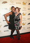 """Hearts of Gold Founder  Deborah  Koenigsberger and Shelley Schorsch Attend Hearts of Gold's 15th Annual Fall Fundraising Gala """"Arabian Nights!"""" Held at the Metropolitan Pavilion, NY 11/3/11"""