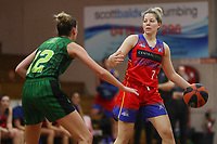 The Central Coast Crusaders play Maitland Mustangs in Round 3 of the Basketball NSW Waratah 1 Women at Breakers Stadium on 25th of July, 2020 in Terrigal, NSW Australia. (Photo by Paul Barkley/LookPro)