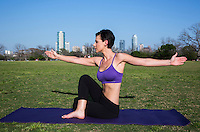 Austin is consistently recognized as of the nation's fittest cities largely because of all of the great outdoor spaces for working out and yoga meditation. Zilker Park is no doubt at at the top of that list.