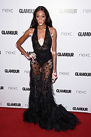 Winnie Harlow at the Glamour Women of the Year Awards at Berkeley Square Gardens in London, UK. <br /> 06 June  2017<br /> Picture: Steve Vas/Featureflash/SilverHub 0208 004 5359 sales@silverhubmedia.com