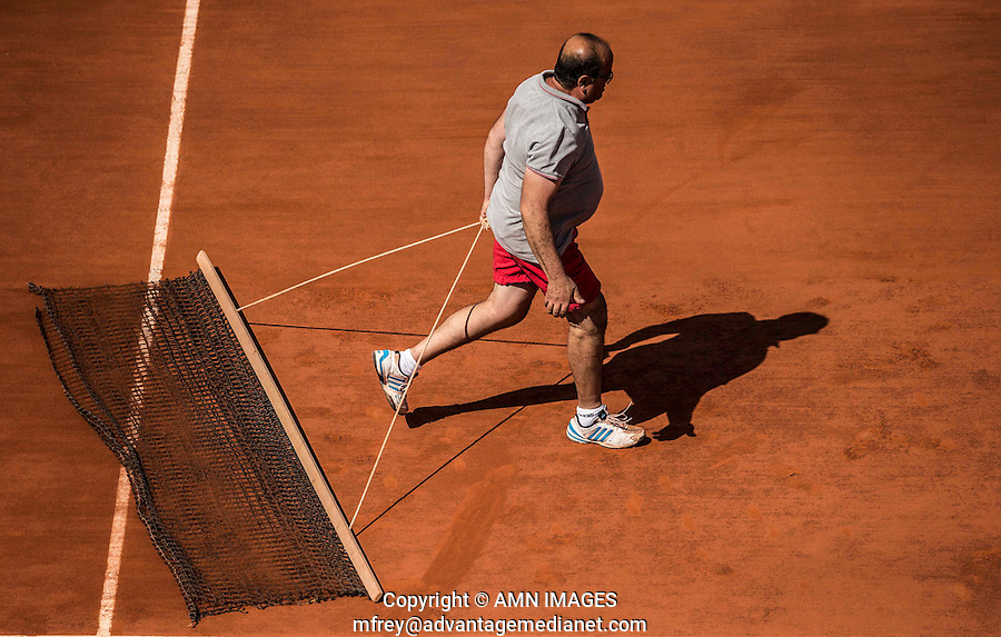 AMBIENCE<br /> <br /> Tennis - French Open 2014 -  Toland Garros - Paris -  ATP-WTA - ITF - 2014  - France <br /> 7th  June 2014. <br /> <br /> &copy; AMN IMAGES