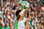 05.08.2017, Weser Stadion, Bremen, FSP, SV Werder Bremen (GER) vs FC Valencia (ESP) , <br /> <br /> im Bild | picture shows<br /> Max Kruse (SV Werder Bremen #10), <br /> <br /> Foto &copy; nordphoto / Rauch