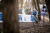 Evie Richards (GBR/Trek Factory Racing)<br /> <br /> 82nd Druivencross Overijse 2019 (BEL)<br />  <br /> ©kramon