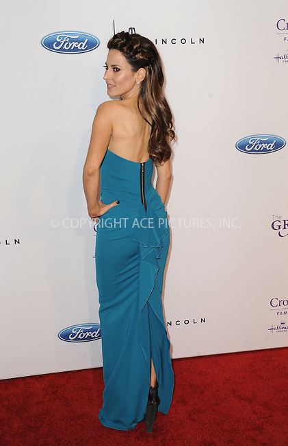 WWW.ACEPIXS.COM<br /> <br /> May 24 2016, LA<br /> <br /> Kerri Kasem arriving at the 41st Annual Gracie Awards at the Regent Beverly Wilshire Hotel on May 24, 2016 in Beverly Hills, California.<br /> <br /> By Line: Peter West/ACE Pictures<br /> <br /> <br /> ACE Pictures, Inc.<br /> tel: 646 769 0430<br /> Email: info@acepixs.com<br /> www.acepixs.com
