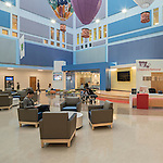 Children's National Medical Center Atrium & Seacrest Studios