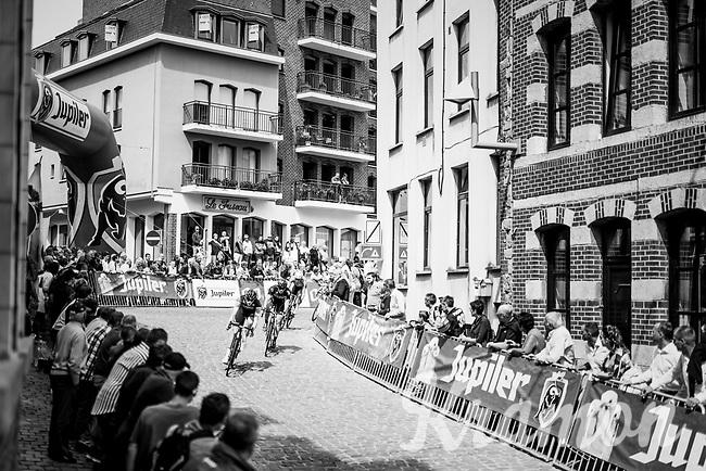 head of the race<br /> <br /> Belgian National Championships 2018 (road) in Binche (224km)<br /> ©kramon
