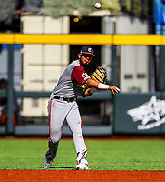 the baseball game of the Caribbean Series against the Alazanes of Granma Cuba in Guadalajara, Mexico, on Friday, February 2, 2018.<br />