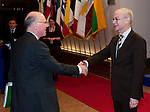 120201: Prof. Dr. Norbert LAMMERT as Pres. of German Parliament in Brussels