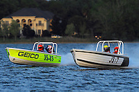 "JS-13 ""Geico/Darby's Rapture"" and JS-7 ""Rolling Thunder""   (Jersey Speed Skiff(s)"